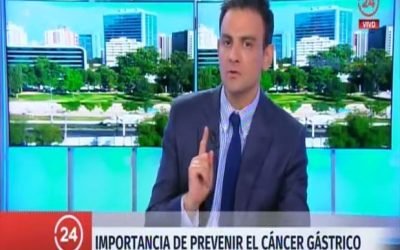 Importancia de prevenir el cáncer gástrico