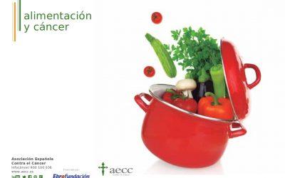 Guía de alimentación y cáncer