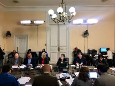 Presentación ante la Comisión de Salud de la Cámara de Diputados