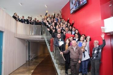 """IV Aniversario Fundación GIST Chile: Conversatorio: """"HAGÁMOSLO POSIBLE"""""""