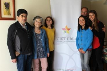 Reunión con pacientes en La Serena
