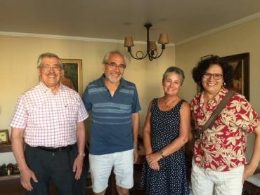 Reunión con pacientes con Tumores Neuroendocrinos