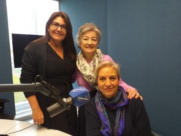 Entrevista a Piga Fernández en Radio Cooperativa