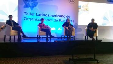LAPAW: Taller para agrupaciones de pacientes con cáncer en América Latina