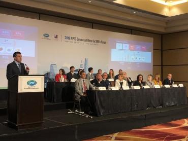 GIST Chile representando a ACHAGO en APEC 2019