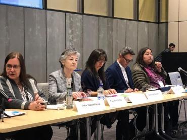 Participación en ISPOR América Latina 2019