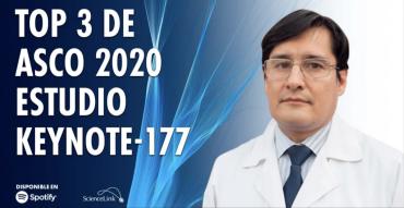 Dr. Marcelo Garrido nos comenta sobre ASCO 2020