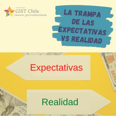 La trampa de las expectativas vs la realidad