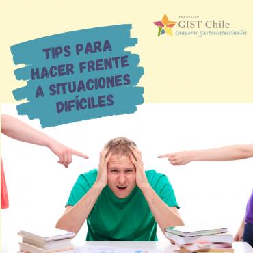 Tips para hacer frente a situaciones difíciles