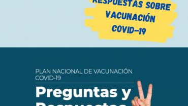 Preguntas y respuestas sobre vacunación Covid-19